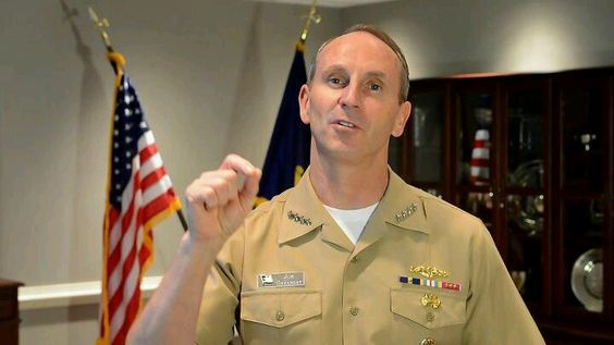 Cheif of Naval Operations Admiral Johnathan Greenert. (Current)