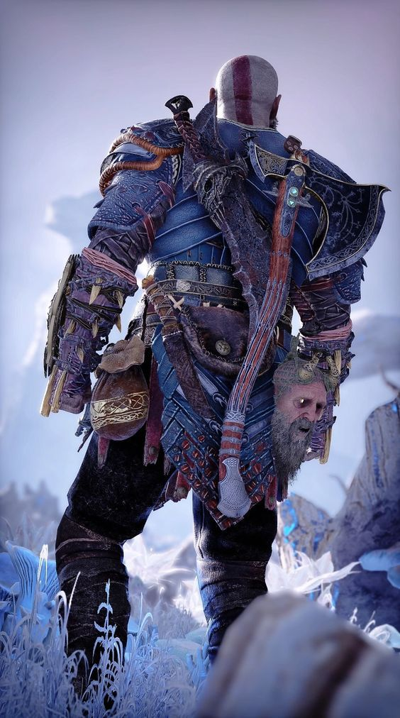 god of war wallpaper iphone