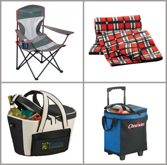 Picnic and BBQ Party Coolers, Tools & Essentials from-HotRef