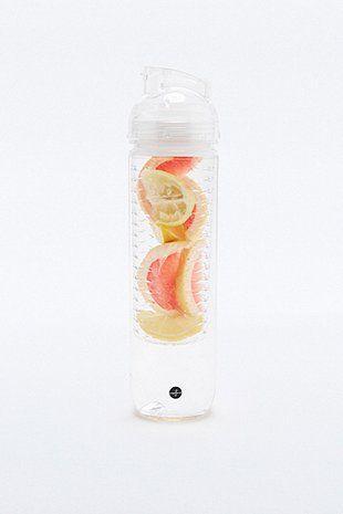 """Sagaform – Wasserflasche """"Fruit Infuser"""""""