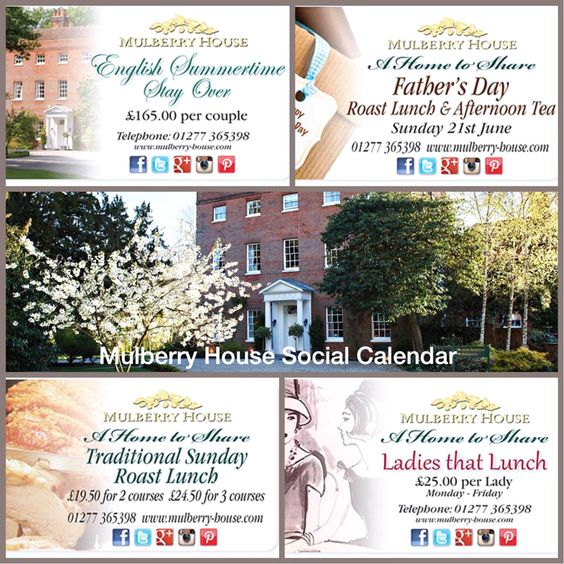 Mulberry House @MulberryHouse