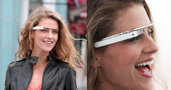 Las gafas de Realidad aumentada de Google!!! Adoro este artículo! Welcome 3.0! Gracias Montse!