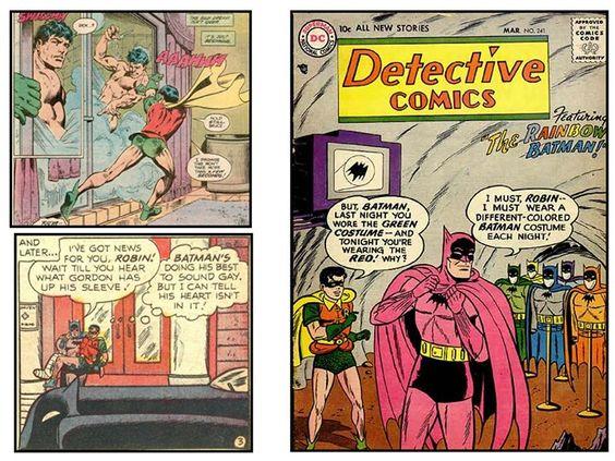 The Rainbow Batman