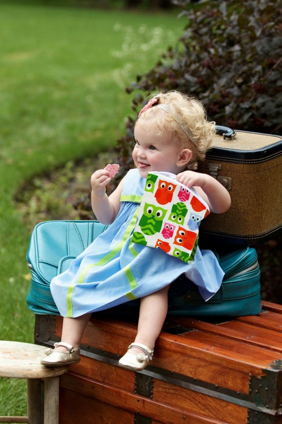 These reusable snack bags from @Itzy Ritzy reduce waste and are so adorable! #PNapproved: Baby Gear, Bag Hoot, Owl, Baby Lilly S, Kid Stuff, Project Nursery, Snack Bags