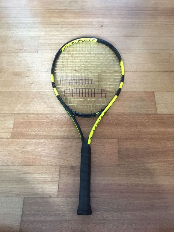 Babolat Nadal 26 Junior Tennis Racquet 2020 Review Tennis Racket Pro Tennis Tennis Racquet Tennis Racket