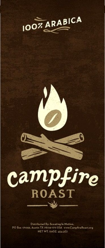 ☕ Campfire Roast coffee ☕