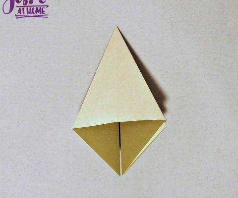 Origami Frog PNG - easy-origami-frog origami-frog-step-by-step ...   400x480