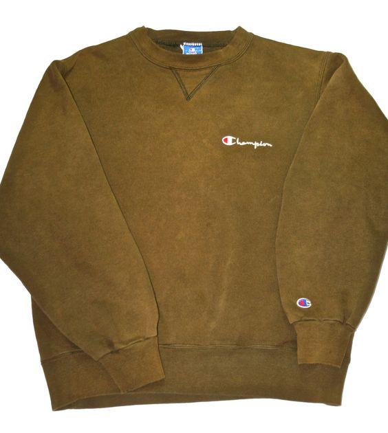 Vintage 90s Champion Sweatshirt Mens Size Large $35.00 | Vintage ...