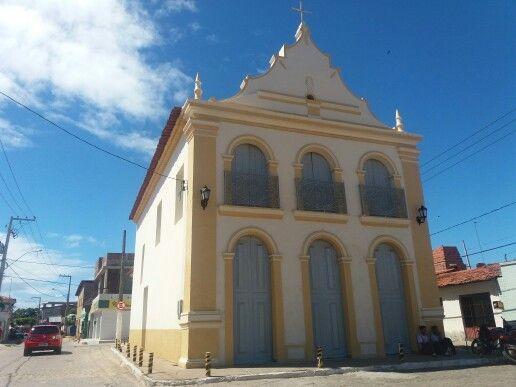 Igreja Nossa Senhora da Penha - Baía da Traição/PB.