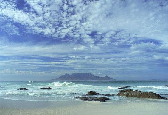 Table Mountain ~ Cape Town
