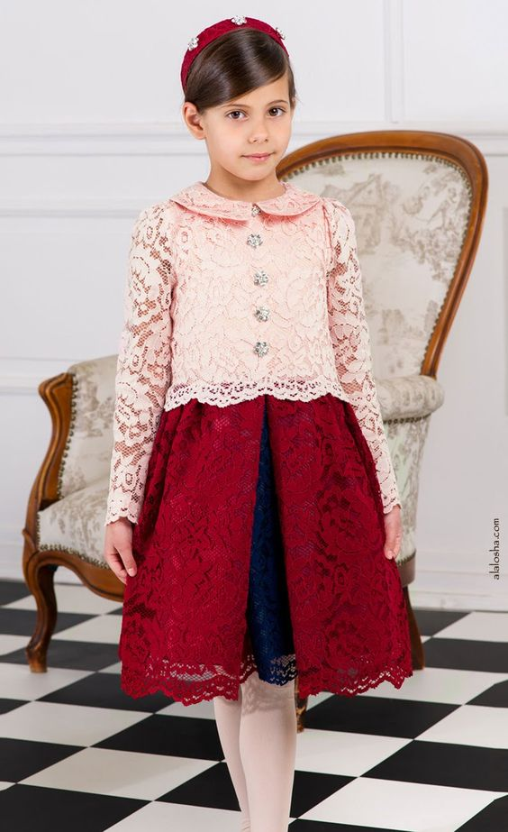 ALALOSHA: VOGUE ENFANTS: Must Have of the Day: Cute Children's ...