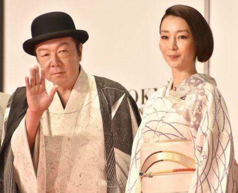 『第29回東京国際映画祭』に出席した古田新太の画像