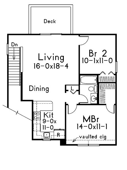 Charming Carriage Design - 5788HA | 2nd Floor Master Suite, CAD Available, Carriage, PDF | Architectural Designs