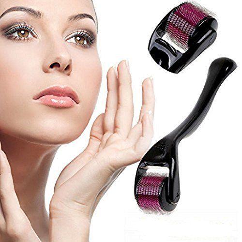 Micro 540 Needles Derma Roller Skin Care Tools 0 25mm Dar Derma Roller Skin Care Tools Skin Roller