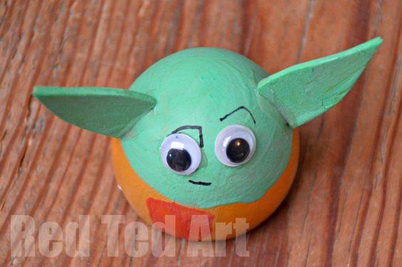 Yoda! Osterei