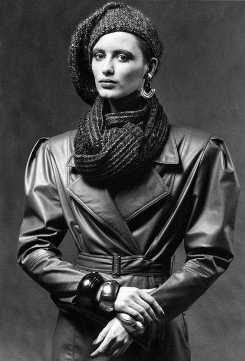 photo by Roger Melisfor Sibylle: Zeitschrift für Mode und Kultur, 1986