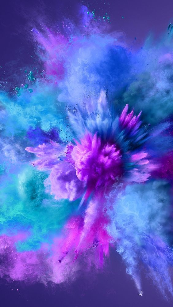 Color Explosion Backgrounds Backgrounds Cool Iphone Wallpaper Galaxy Wallpaper Colorful Wallpaper