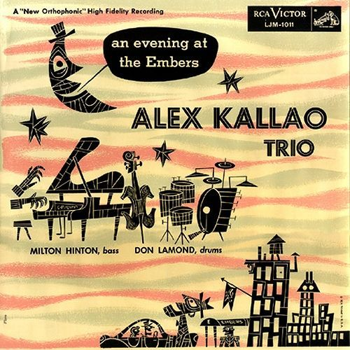 Alex kallao trio an evening at the embers rca victor ljm 1011 alex kallao trio an evening at the embers rca victor ljm 1011 jazz lp graphicdesigns pinterest jazz and lp publicscrutiny Image collections