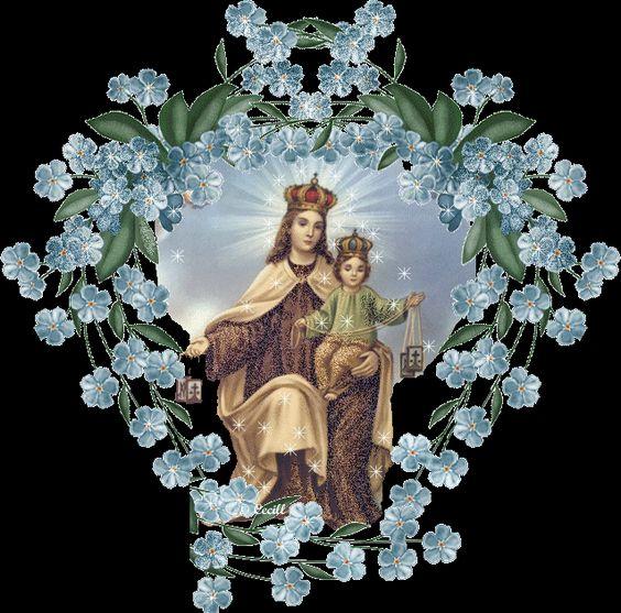 Nuestra Señora cel Carmen 16 de Julio