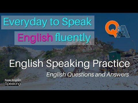 Easy Speaking English Lessons Everyday To Speak English Fluently