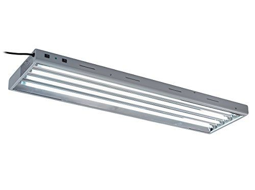 Oppolite T5 4ft 4 Lamp Fluorescent Grow Light Ho Bulbs 6500k For Indoor Horticulture Gardening T5 Grow Lights Fixtures 54w For Sale With Images Grow Light Fixture Indoor Grow Lights Best Solar