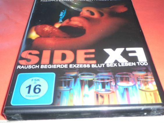 Side FX - Rausch Begierde Exzess Blut Sex Leben Tod  OVP / NEU 2,85 €