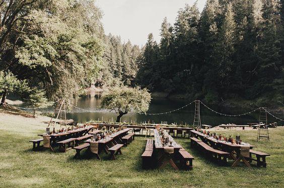 Fall-Inspired Springtime Wedding: Kelly + Tyler   Green Wedding Shoes Wedding Blog   Wedding Trends for Stylish + Creative Brides