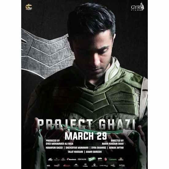 Project Ghazi Pakistani Movie 2019 Box Office Business Worldwide Cast Budget Story Review Genre Details Pakistani Movies Movies 2019 Movies