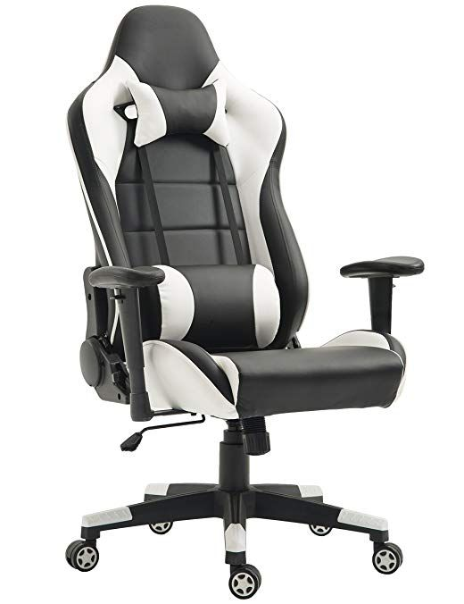 Tigo Gaming Chair Ergonomic Racing Chair Pu Leather High Back Pc