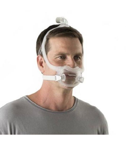 Dreamwear Full Face Cpap Mask Kit By Philips Respironics Cpap Cpap Mask Full Face Mask