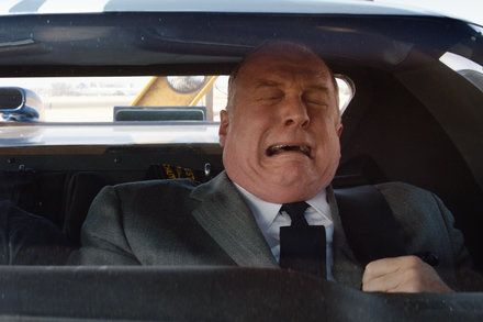 One Startling Scene Tracy Letts In Ford V Ferrari Movies Academy Awards Oscars In 2020 Ford Ferrari Letts
