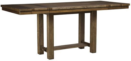 Moriville Counter Height Extension Table Dining Table Counter
