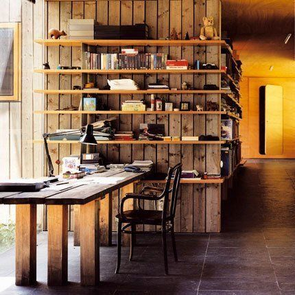 wooden office. Perfect for letter writing! #thoughtfulashell, #socialpreparednesskit, and #eggpress.