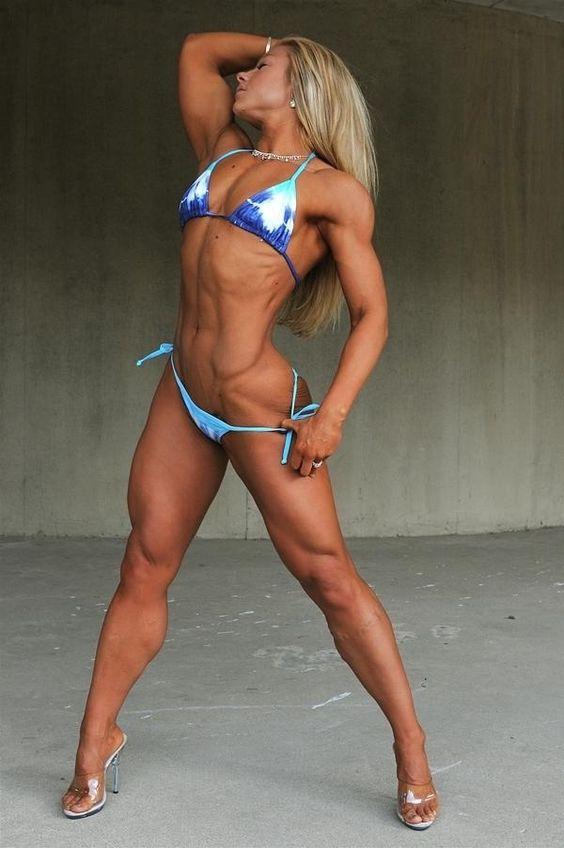 Hot Fitness Girls: