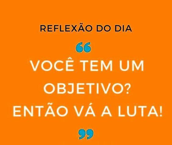 Bom dia.  Quando temos objectivos não devemos parar de os perseguir.  http://www.tiagoraferreira.com/oportunidade/novorumo2-0/ #bomdia #tiagoferreira #quintafeira #objectivos #reflexão