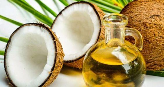 Escolha um óleo de coco de qualidade, que precisa ser 100% vegetal e natural, virgem e prensado a fr...