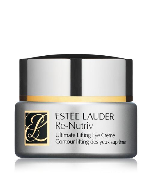 Estee Lauder Re Nutriv Ultimate Lift Age Correcting Eye Creme Beauty Cosmetics Bloomingdale S In 2020 Eye Creme Estee Lauder Estee