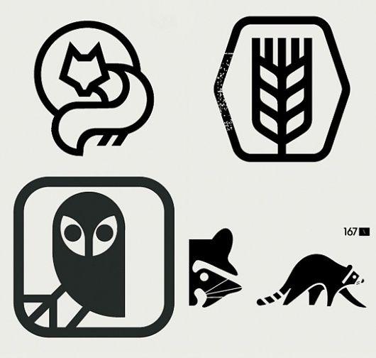 Best Changethethought Surplus Logos White Design Images On Designspiration Graphic Design Logo Pictogram Owl Logo