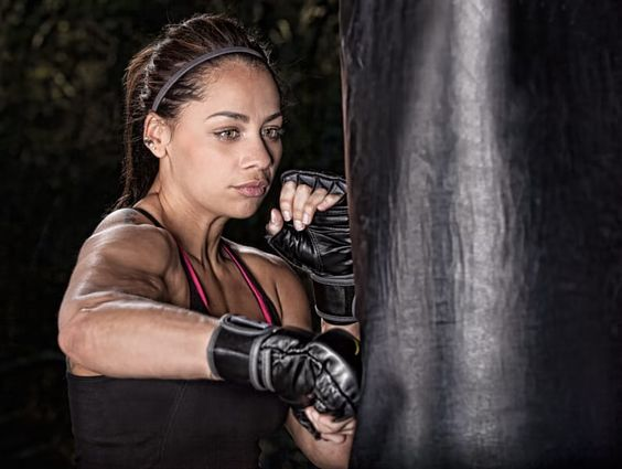 heavy bag training for fitness