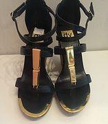 Tannya Bernadette Consignment Boutique   Dolce Vita Wedges $48