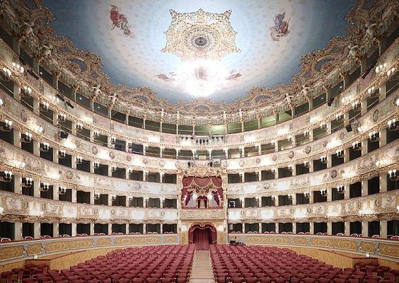 Candida Höfer, Teatro La Fenice Di Venezia V