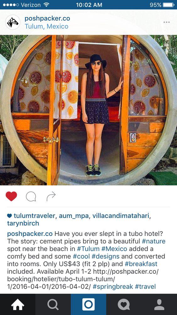 Tubo Hotel, Tulum