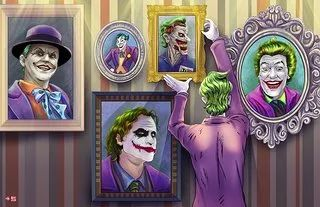Here Are 15 of the Creepiest and Most Badass Pieces of Joker Fan Art | moviepilot.com: