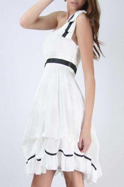 Line Me Up Dress - Anika Burke