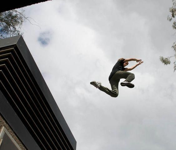 Open With The Princess Caroline Had Climbed The Roof A While Ago And Was Now Jumping From Roof To Roof Whooping Wit Parkour Peter Parker Heroes Of Olympus