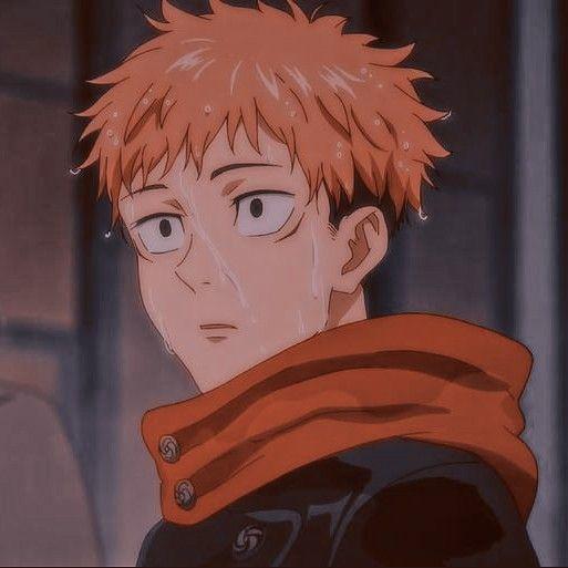 Itadori Yuji Icon Anime Icons Anime Profile Picture