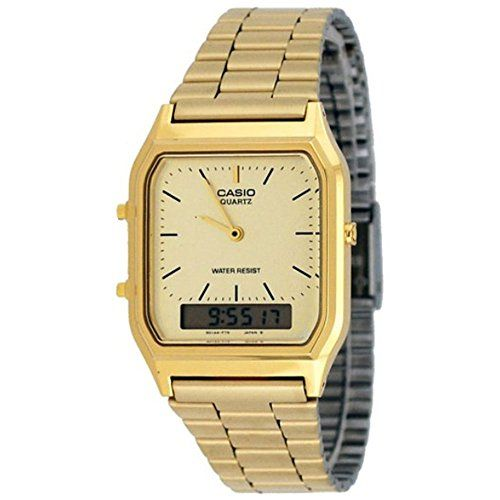 Casio Collection Herren-Armbanduhr Analog / Digital Quarz AQ-230GA-9DMQYES - http://uhr.haus/casio/casio-collection-herren-armbanduhr-analog-quarz