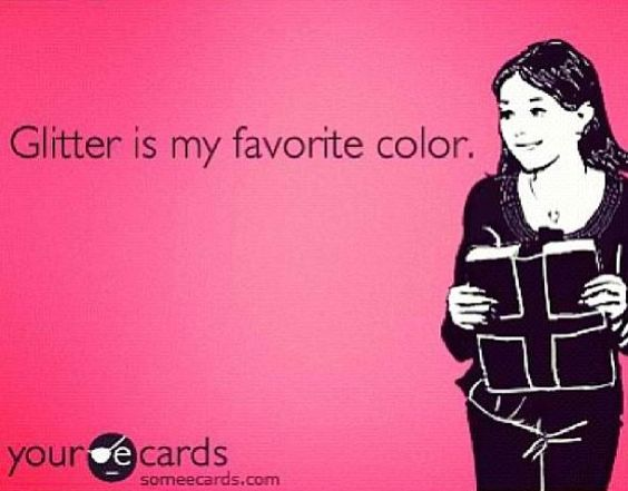 next to purple glitter is my favorite color glitterlicious pinterest glitter morning. Black Bedroom Furniture Sets. Home Design Ideas