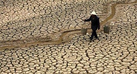 Extreme Drought.