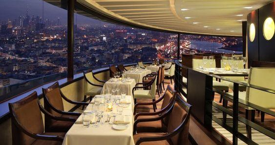 Al Dawaar, Restaurante giratorio, Dubái